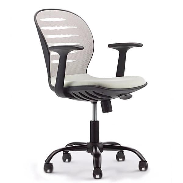 SILOY Furniture - Office Comfort Mesh Chair - MS7003GATL