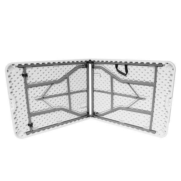 SILOY Furniture - White Tough Folding Table 6FT - SD183
