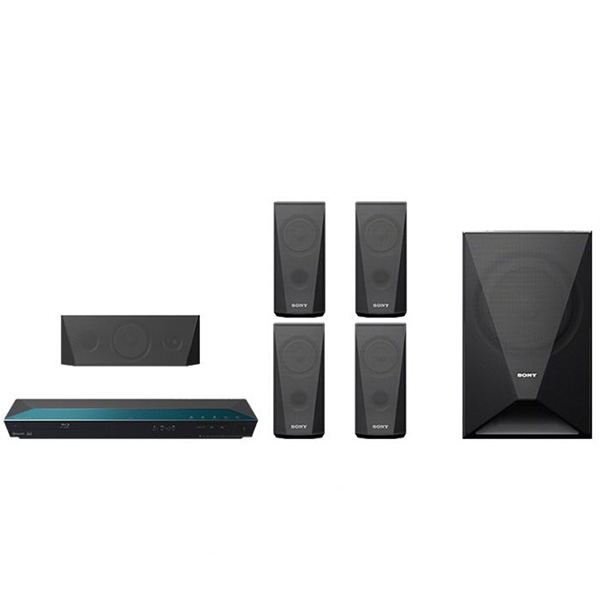 SONY 5.1 3D Blu-Ray Home Theater with WIFI BDV-E3100