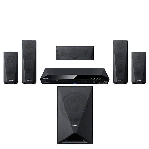 SONY 5.1 DVD Home Cinema System with Bluetooth DAV-DZ350
