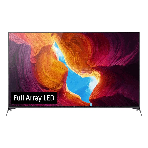 """SONY 65"""" 4K UHD Smart Android TV - KD-65X9500H"""