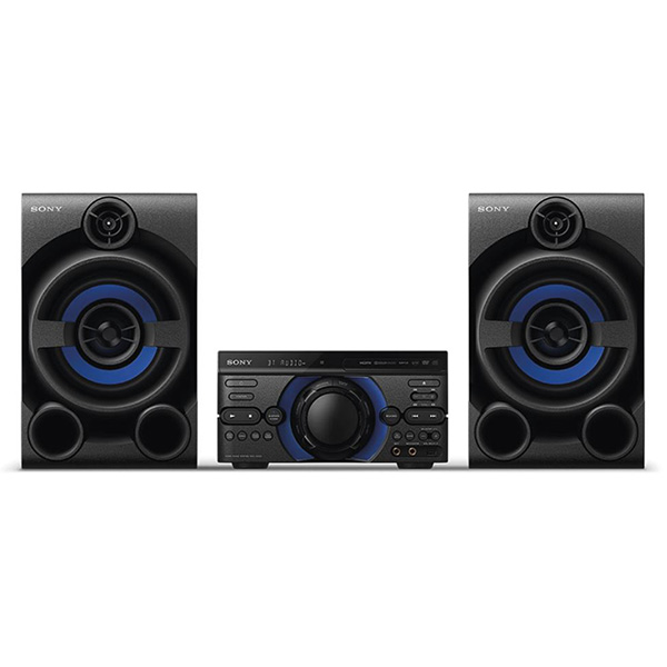 SONY High Power Audio System DVD, Karaoke MHC-M40D