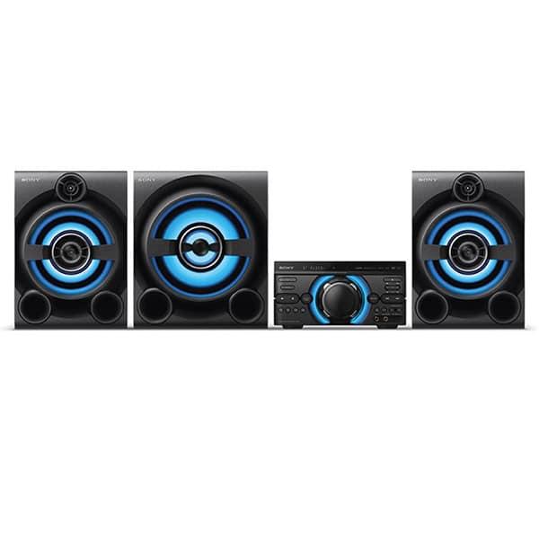 SONY Power Audio System, DVD, Karaoke MHC-M80D
