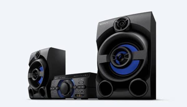 SONY Hi-Fi Audio System - Karaoke & Guitar Inputs