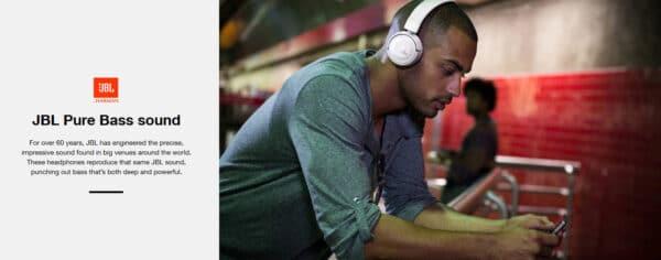 JBL T450 BT - On Ear Wireless Headphone