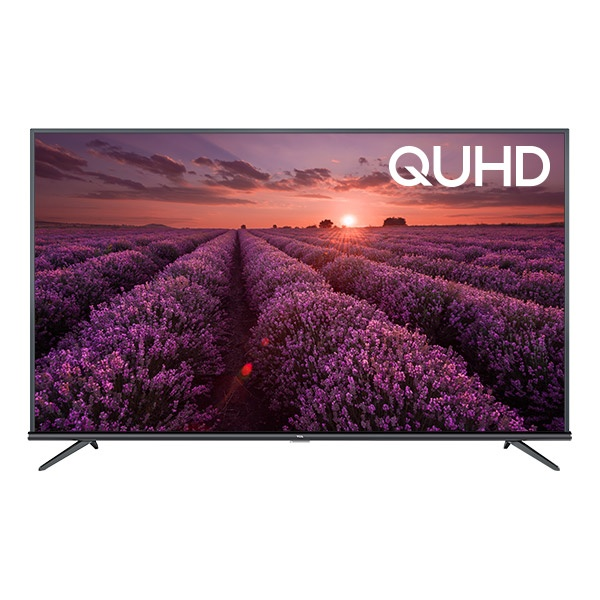 """TCL 50"""" 4K QUHD Smart AI Android TV - 50P8M"""