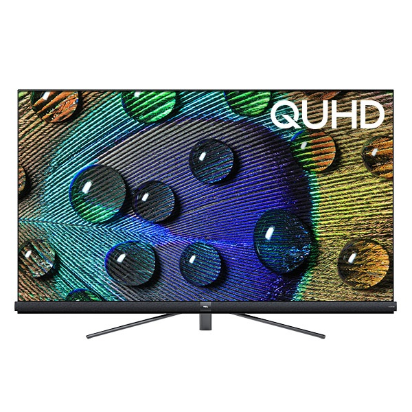 """TCL 55"""" 4K QUHD AI Smart Android TV - 55C8US"""