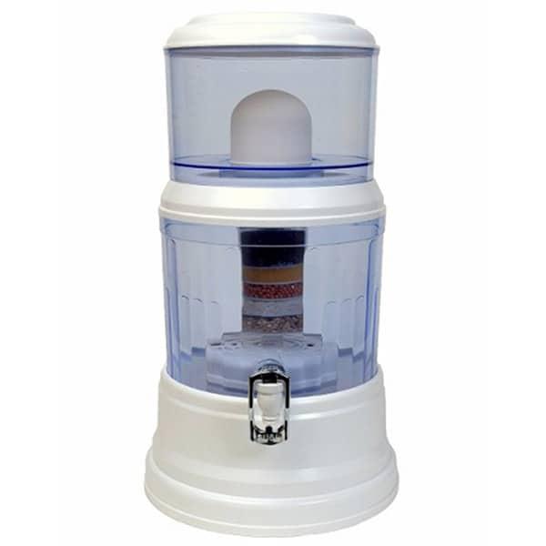 TORNADO Water Filter - 22L Water Mineral Pot Purifier - H-22