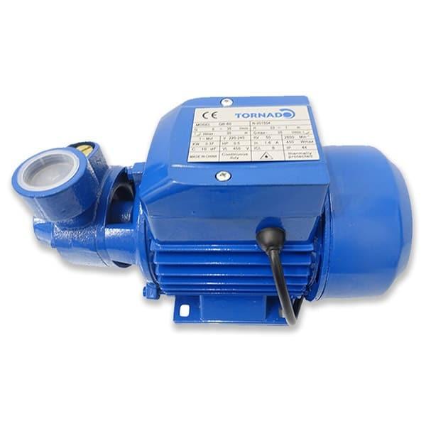 TORNADO Water Pump - Powerful 0.5 HP 0.37KW 35 L/min - QB60
