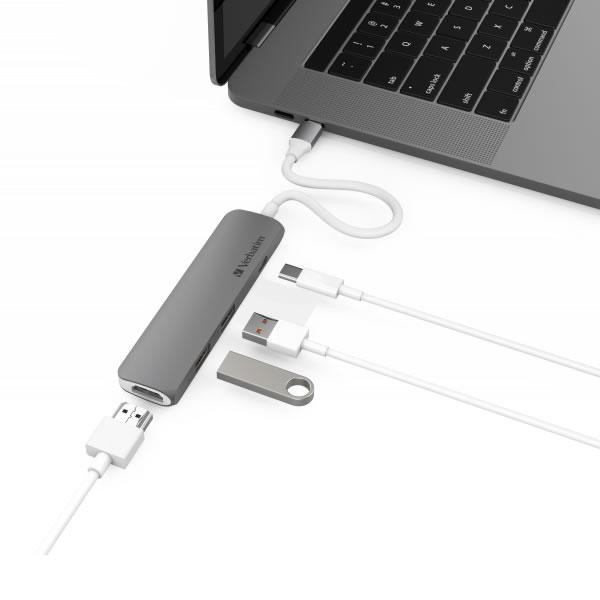 Verbatim USB-C Hub with HDMI