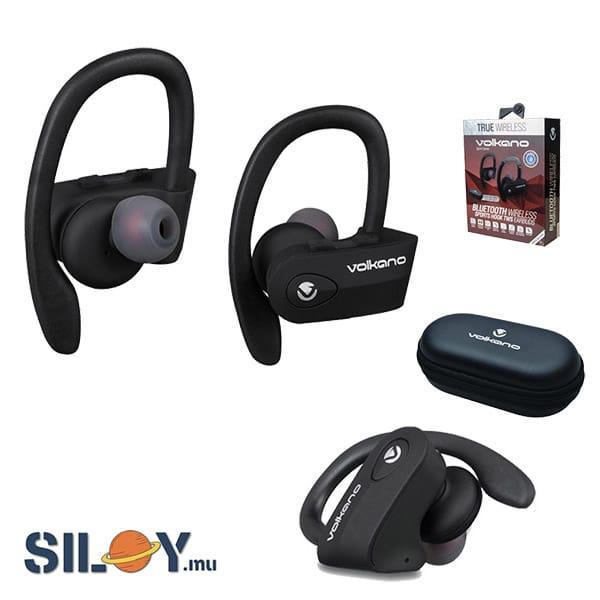 VOLKANO Earbuds - Sprint 2.0 Series True Wireless Earphone - VK-1112-BK-2