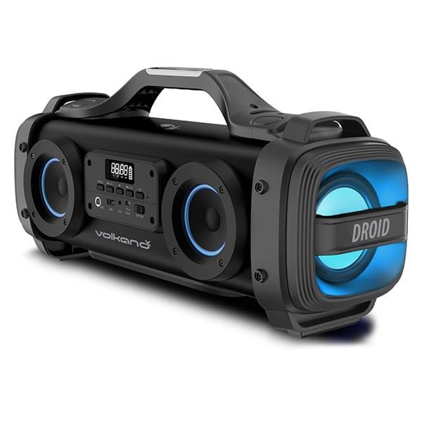 VOLKANO Portable Bluetooth Speaker - Droid Series