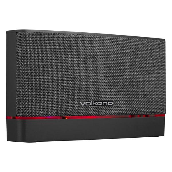 VOLKANO Bluetooth Speaker - Texture Series - LED Lighting