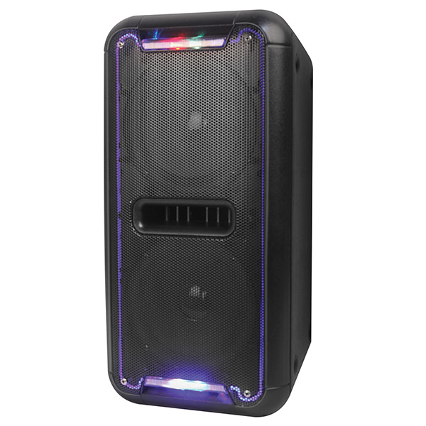 VOLKANO Dual Bluetooth Party Speaker with Remote - Odyssey Series