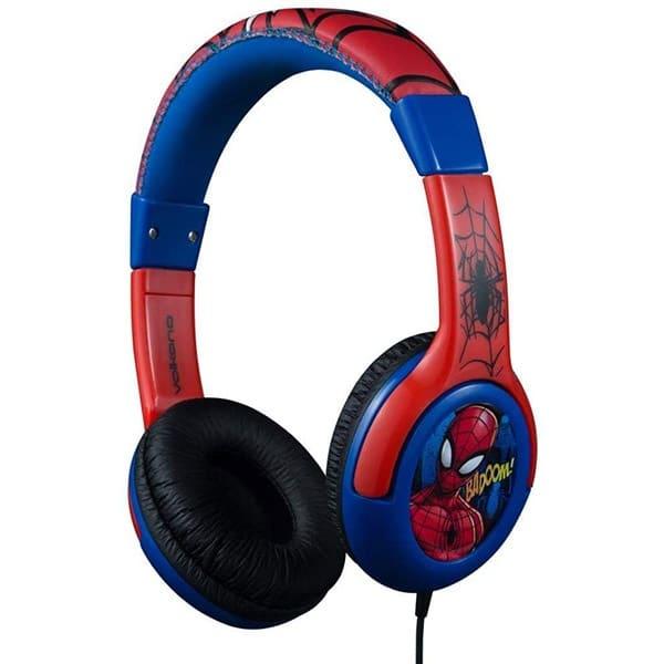 VOLKANO Headset - Marvel Kiddies Series SPIDERMAN Headphone - MV-1001-VSM