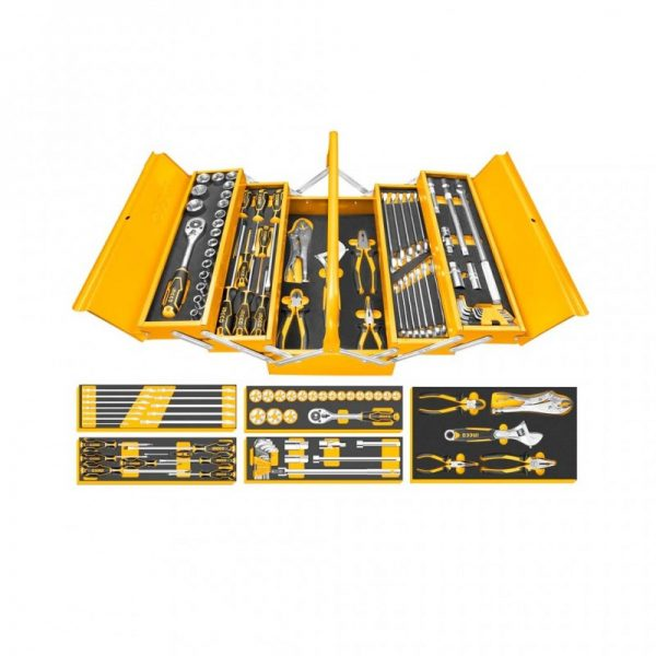 INGCO 59 Pcs tool Chest Set HTCS15591