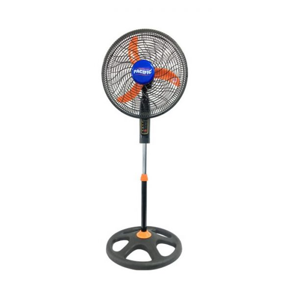 """Pacific Stand Fan 18"""" 3 Blades - S1808"""