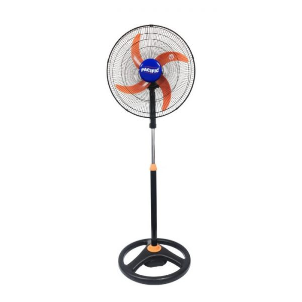 """Pacific Stand Fan 18"""" 4 Blades - S8012"""