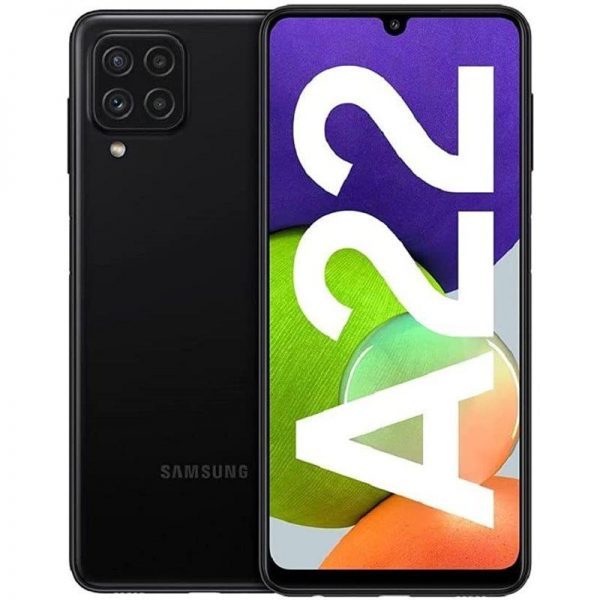 Samsung Galaxy A22 Smartphone Black