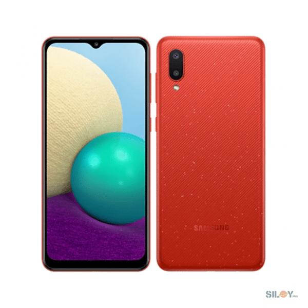 Samsung Smartphone A02 Red