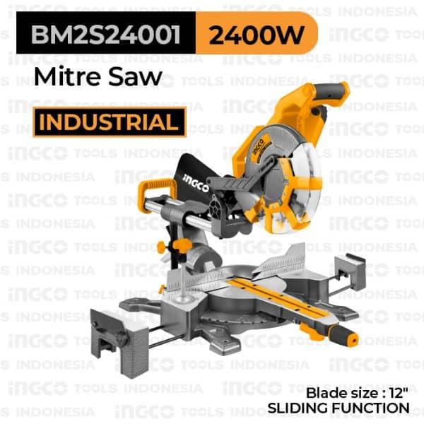 INGCO Industrial Mitre Saw BM2S24001