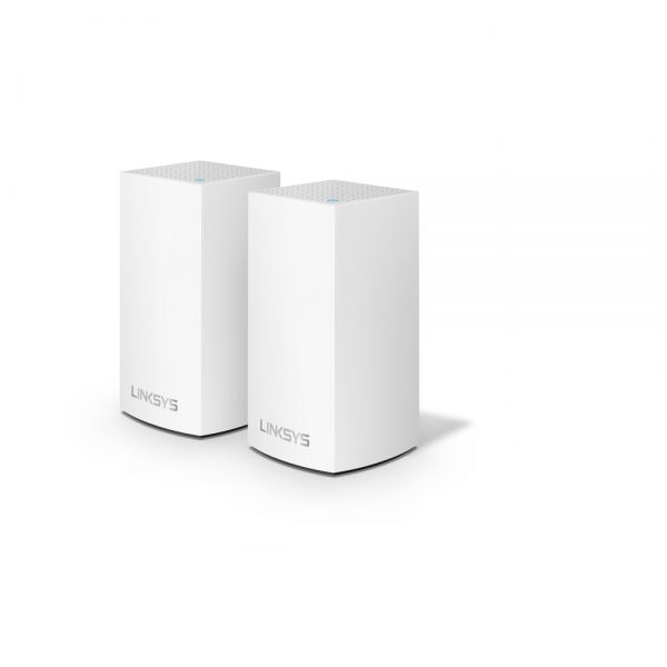 Linksys Velop Intelligent Mesh WiFi System Dual-Band (Pack of 2)