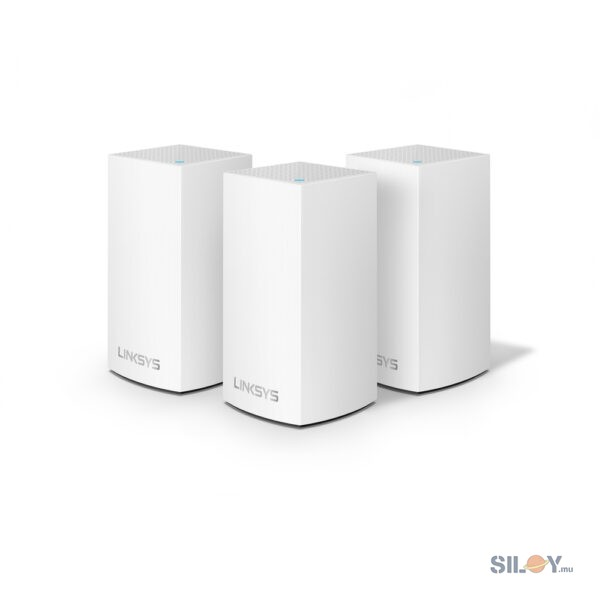 Linksys Velop Intelligent Mesh WiFi System Dual-Band (Pack of 3)